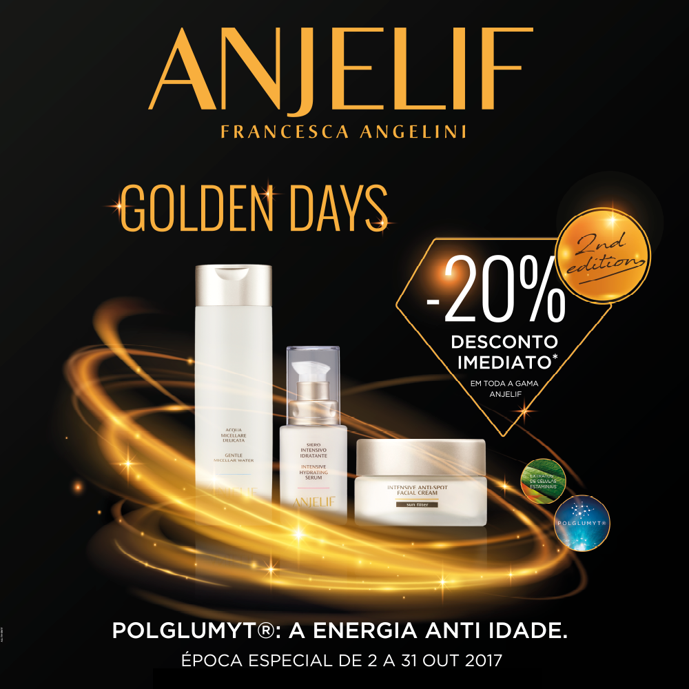 Anjelif - Golden Days